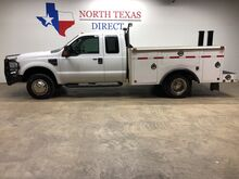 2010_Ford_Super Duty F-350 DRW_XLT DRW 4X4 Ranch Hand Utility Bed 6.8L V10 1 Texas Owner_ Mansfield TX