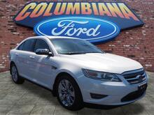 2010_Ford_Taurus_Limited_ Columbiana OH