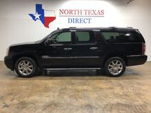 2010_GMC_Denali XL Technology Pkg Camera Navigation Chrome Tv Dvd_Denali_ Mansfield TX