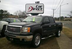 GMC SIERRA 1500 Z71 4X4, AUTOCHECK CERTIFIED, LEATHER, BLUETOOTH, HEATED SEATS, TOW PKG, BACKUP CAM, LOW MILES! 2010