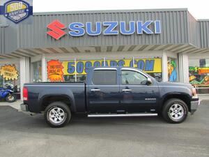2010 GMC SIERRA K1500 SL SLEThe vehicle has a V8 53L FFV high output engine