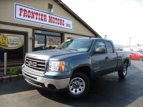 2010 GMC Sierra 1500 SL Ext. Cab 4WD Middletown OH