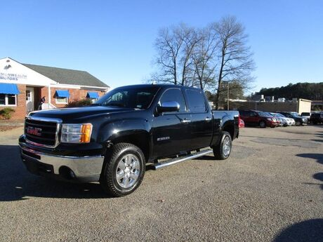 2010 GMC Sierra 1500 SLE 4x4 Richmond VA