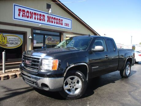 2010 GMC Sierra 1500 SLE Ext. Cab 4WD Middletown OH