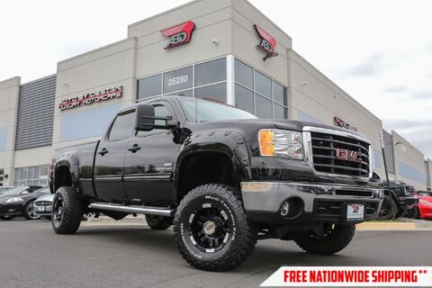 2010_GMC_Sierra 2500HD_SLE Crew Cab 4WD_ Chantilly VA