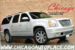 2010_GMC_Yukon XL_DENALI - 5.3L VORTEC V8 FLEX-FUEL ENGINE 4 WHEEL DRIVE NAVIGATION BACKUP CAMERA BLINDSPOT DETECTION REAR TV/DVD BLACK LEATHER HEATED/COOLED SEATS 3RD ROW BOSE AUDIO_ Bensenville IL