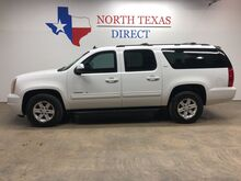 2010_GMC_Yukon XL_SLT 4x4 Heated Leather Sunroof Camera Rear Entertainment_ Mansfield TX