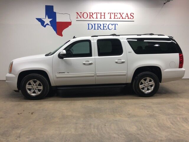 2010 GMC Yukon XL SLT 4x4 Heated Leather Sunroof Camera Rear Entertainment Mansfield TX