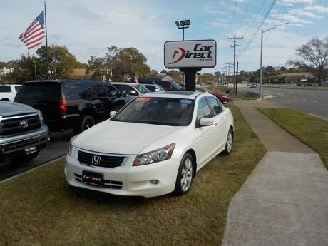 2010 HONDA ACCORD EX-L, BUY BACK GUARANTEE & WARRANTY, NAVI, SIRIUS, SUNROOF, LEATHER, VERY LOW MILES ONLY 48K MILES! Virginia Beach VA