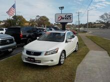 2010_HONDA_ACCORD_EX-L, BUY BACK GUARANTEE & WARRANTY, NAVI, SIRIUS, SUNROOF, LEATHER, VERY LOW MILES ONLY 48K MILES!_ Virginia Beach VA