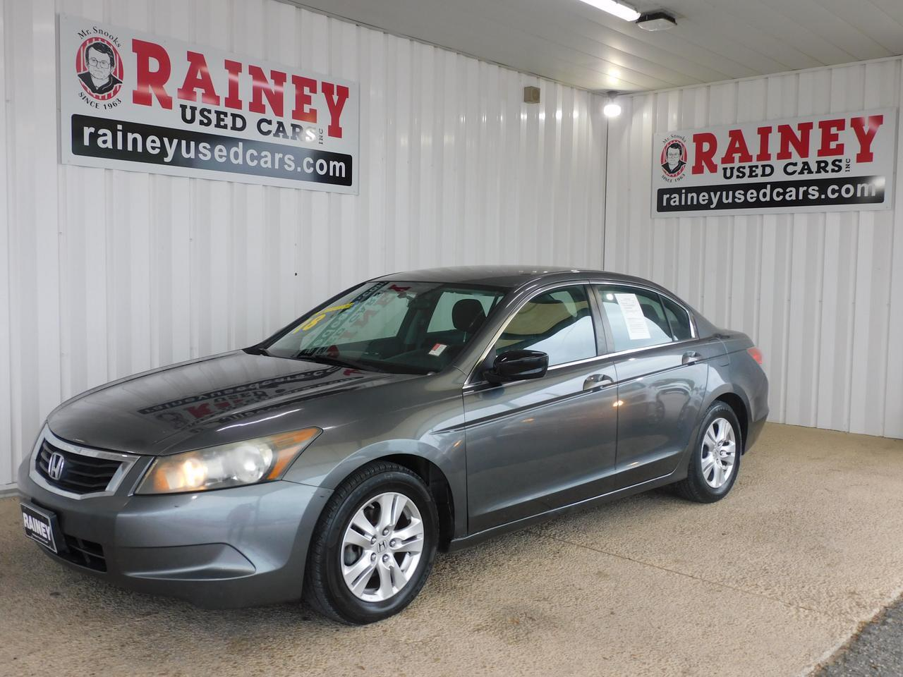 2010 HONDA ACCORD Tifton GA