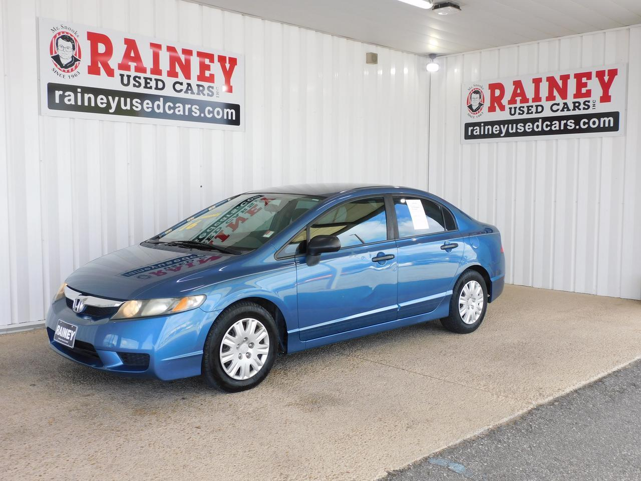 2010 HONDA CIVIC Moultrie GA