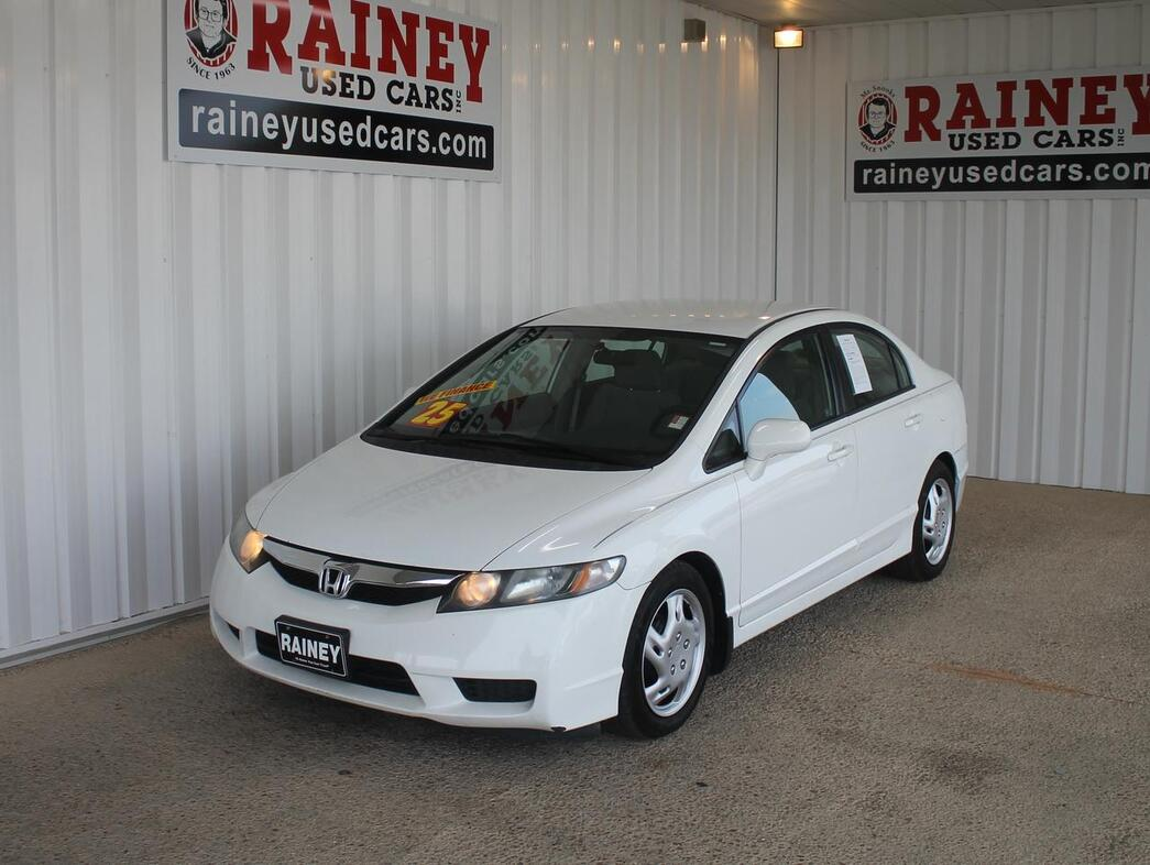 2010_HONDA_CIVIC US LX__ Albany GA