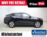 2010 Honda Accord Crosstour 4W EX-L w/Navi & Sunroof