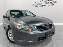 2010_Honda_Accord Sdn_LX-P_ Carrollton  TX