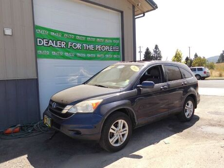 2010 Honda CR-V EX-L 2WD 5-Speed AT with Navigation Spokane Valley WA