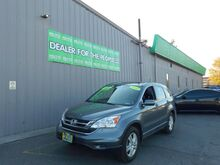 2010_Honda_CR-V_EX-L 4WD 5-Speed AT with Navigation_ Spokane Valley WA