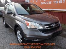 2010_Honda_CR-V_LX 4WD 5-Speed AT_ Spokane WA