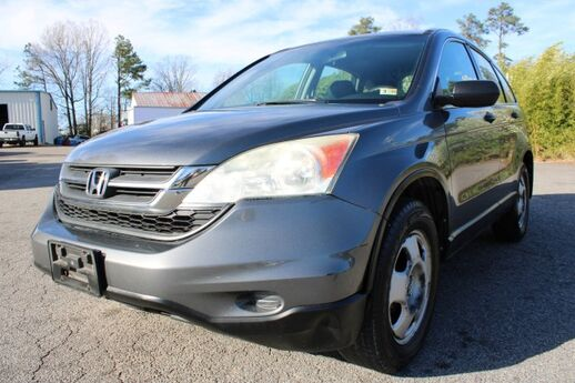 2010 Honda CR-V LX Richmond VA