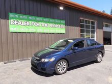 2010_Honda_Civic_EX Sedan 5-Speed AT with Navigation_ Spokane Valley WA