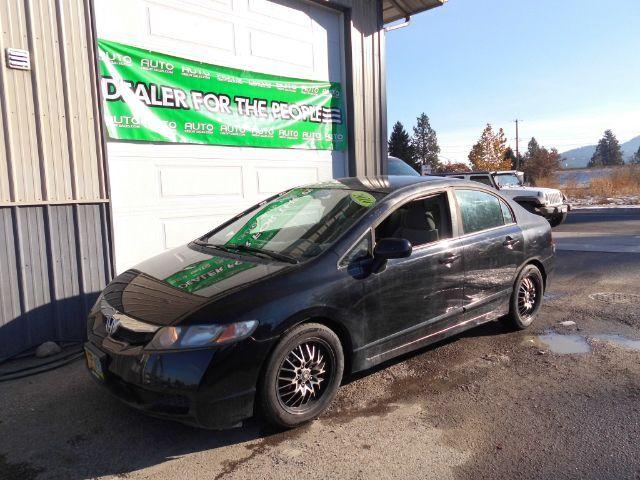 2010 Honda Civic LX Sedan 5-Speed AT Spokane Valley WA