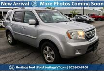 2010 Honda Pilot EX-L South Burlington VT