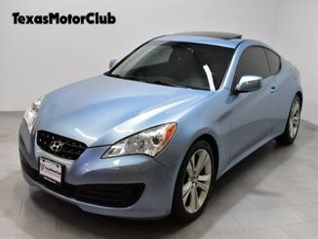2010_Hyundai_Genesis Coupe_2dr 2.0T Auto_ Arlington TX