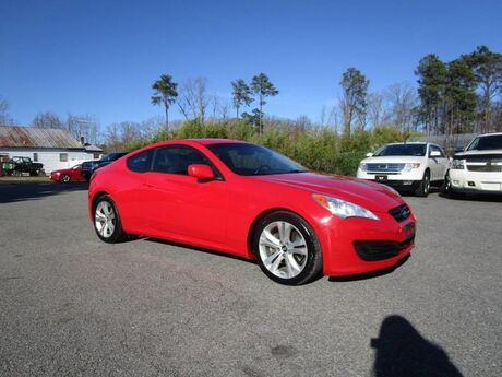 2010 Hyundai Genesis Coupe Premium Richmond VA