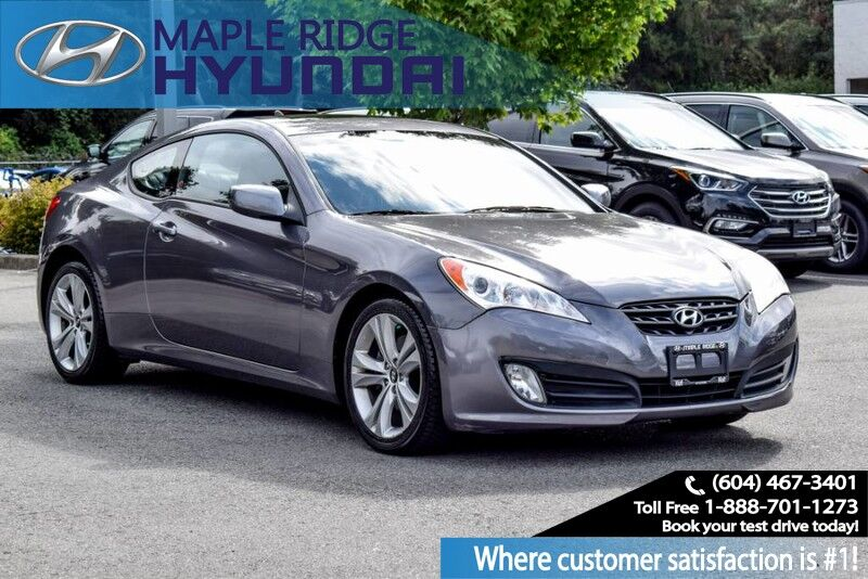 2010 Hyundai Genesis Coupe Premium, Sport Paddle Shift, Power Group,  Sunroof, Alloy ...