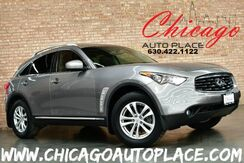 2010_INFINITI_FX35_3.5L V6 ENGINE ALL WHEEL DRIVE NAVIGATION TOP VIEW CAMERAS HEATED/COOLED SEATS SUNROOF KEYLESS GO BLUETOOTH_ Bensenville IL
