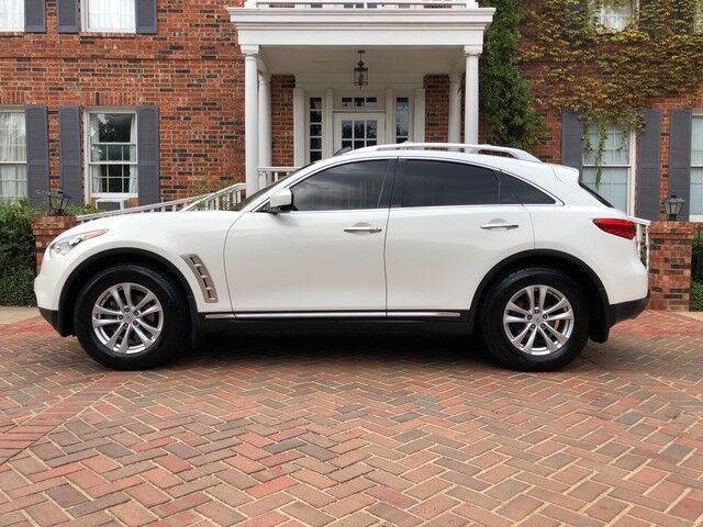 2010 Infiniti Fx35 Loaded 2 Owners Like New Condition Must C