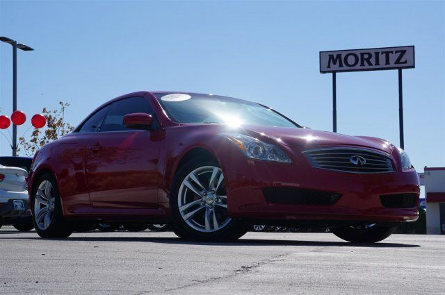 2010 INFINITI G37 Convertible Base Fort Worth TX
