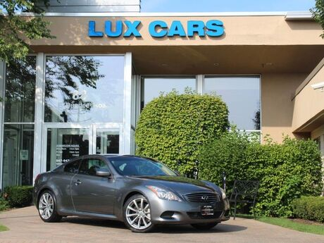 2010 INFINITI G37 Coupe Sport Nav 6-Speed Manual Buffalo Grove IL