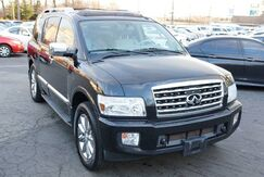 2010_INFINITI_QX56_4WD Navigation Entertainment Sunroof Tow Hitch Backup Camera 1 Owner_ Avenel NJ