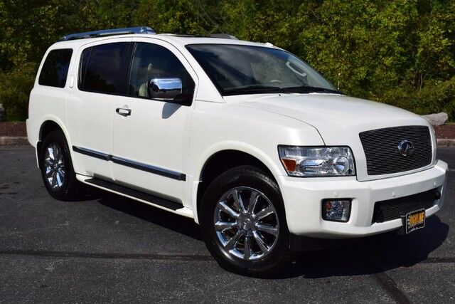 2010 INFINITI QX56 AWD Easton PA
