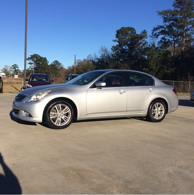2010 Infiniti G Sedan G37 Hattiesburg MS