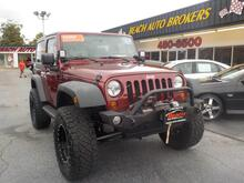 2010_JEEP_WRANGLER_SPORT 4X4, BUYBACK GUARANTEE, WARRANTY, MANUAL, TOW PKG, SIRIUS RADIO, RUNNING BOARDS, LOW MILES!_ Norfolk VA