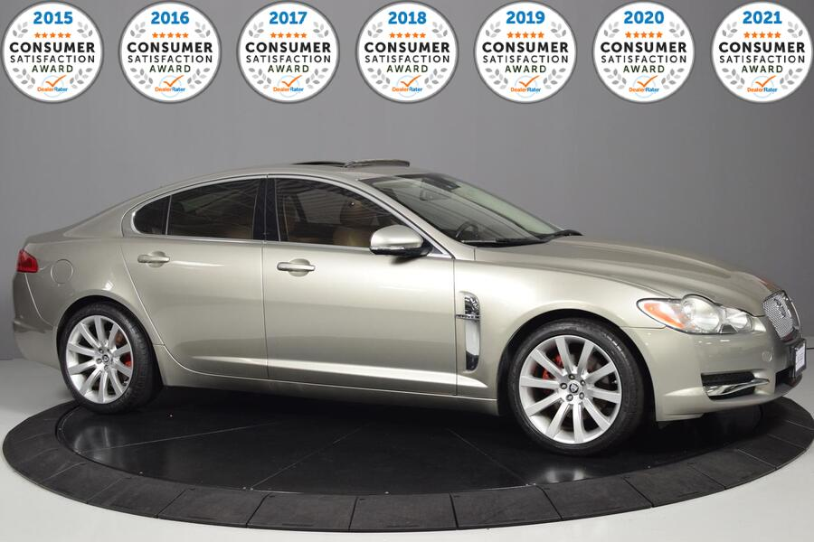 2010_Jaguar_XF_Luxury_ Glendale Heights IL