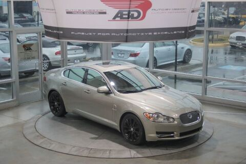 2010_Jaguar_XF-Series_Premium Luxury_ Chantilly VA