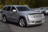 2010 Jeep Grand Cherokee AWD SRT-8