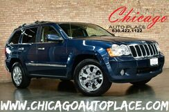 2010_Jeep_Grand Cherokee_Limited - 5.7L HEMI V8 ENGINE 4 WHEEL DRIVE NAVIGATION BACKUP CAMERA 2-TONE BLACK/GRAY LEATHER HEATED SEATS PARKING SENSORS SUNROOF_ Bensenville IL