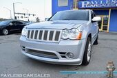 2010 Jeep Grand Cherokee SRT-8 / AWD / 6.1L HEMI V8 / Auto Start / Front & Rear Heated Leather Seats / Sunroof / Navigation / Bluetooth / Back Up Camera / Aftermarket Air Intake / BORLA Exhaust / Low Miles / 1-Owner