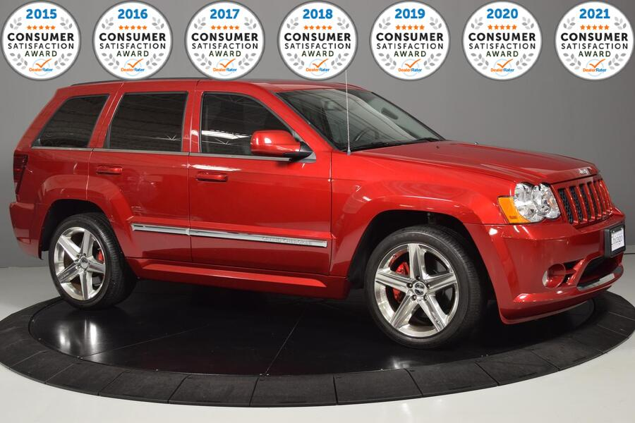 2010_Jeep_Grand Cherokee_SRT-8_ Glendale Heights IL