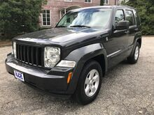 2010_Jeep_Liberty_Sport_ New Canaan CT