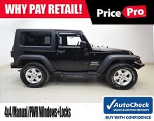 2010_Jeep_Wrangler_4WD Manual Hard Top Sport_ Maumee OH