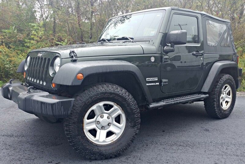 2010 Jeep Wrangler Sport Rock City NY