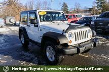 2010 Jeep Wrangler Sport South Burlington VT