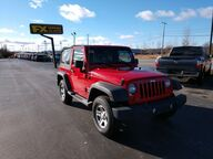 2010 Jeep Wrangler Sport Watertown NY