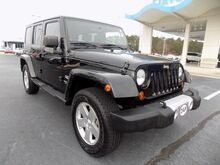 2010_Jeep_Wrangler Unlimited_4WD 4dr Sahara_ Rocky Mount NC
