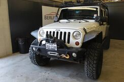 2010_Jeep_Wrangler Unlimited_Rubicon - White Elephant_ Dallas TX